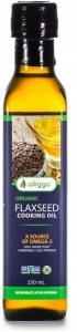 Alligga Hi Heat Organic Flaxseed Cooking Oil 250ml