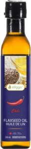 Alligga Organic Flaxseed Oil Chilli  250ml
