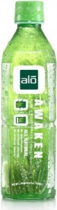 Alo Awaken Aloe Vera + Wheatgrass 500ml x 12