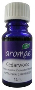 Aromae Cedarwood Essential Oil 12mL