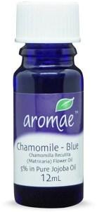 Aromae Chamomile (5% Jojoba) Essential Oil 12mL