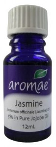 Aromae Jasmine 5% in Pure Jojoba Essential Oil 12mL