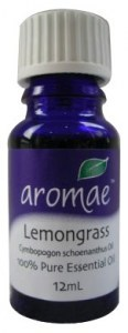 Aromae Lemongrass Essential Oil 12mL