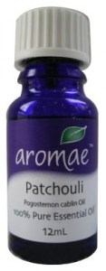 Aromae Patchouli Essential Oil 12mL