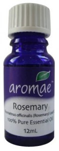 Aromae Rosemary Essential Oil 12mL