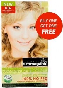 Aromaganic Light Blonde (Natural) 8.0N