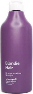 Aromaganic Blondie Hair Anti Yellow Shampoo 450ml