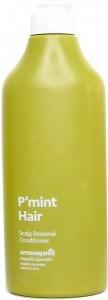 Aromaganic P'Mint Hair Scalp Renewal Conditioner 450ml