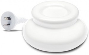 Aromamatic Electric Oil Vaporizers Arctic White