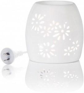 Aromamatic LED Multi Light Natural White Vaporizer