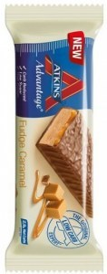 Atkins Advantage - Fudge Caramel 15x60g DEC21
