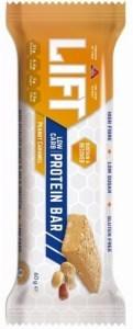 Atkins Lift Peanut Caramel Protein Bar  15x60g