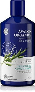 Avalon Biotin B Complex Therapy Thickening Conditioner 400ml
