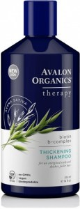 Avalon Biotin B Complex Therapy Thickening Shampoo 400ml
