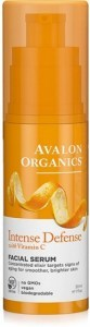 Avalon Organics Intese Defense with Vitamin C Facial Serum 30ml