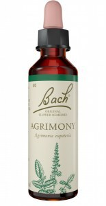 Bach Flower Agrimony 20ml