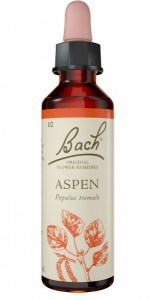 Bach Flower Aspen 20ml