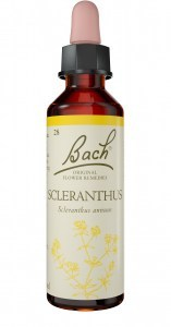 Bach Flower Scleranthus 10ml