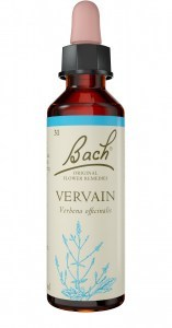 Bach Flower Vervain 20ml
