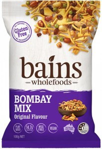 Bains Wholefoods Bombay Mix Original  100g