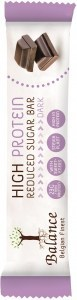 Balance High Protein Reduced Sugar Bar Dark Chocolate 35g