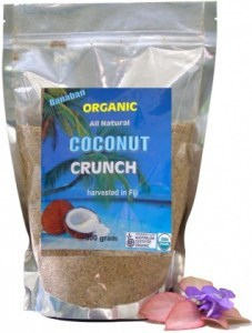 Banaban Organic All Natural Coconut Crunch 300g