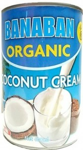 Banaban Organic Coconut Cream 400ml