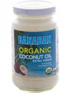 Banaban Organic Extra Virgin Coconut Oil 350ml
