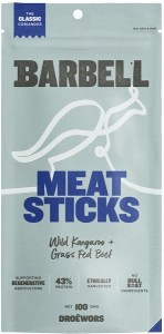 Barbell Classic Coriander Meat Sticks  100g