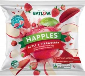Batlow Happles Apple & Strawberry  15g