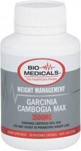 Bio-Medicals Garcinia Cambogia Max 90Caps