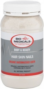 Bio-Medicals Hair Skin Nails (Diatomaceous Earth) 200g