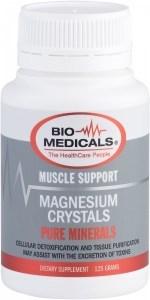 Bio-Medicals Magnesium Chloride Crystals 140g