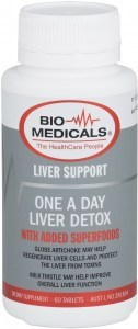Bio-Medicals One A Day Liver Detox 60Tabs
