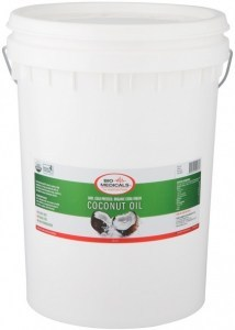 Bio-Medicals Organic Extra Virgin Coconut Oil 20L