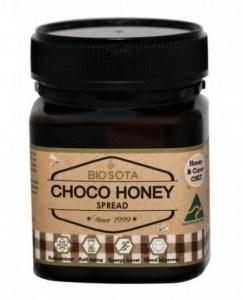 Biosota Organics Choco Honey Spread 250g