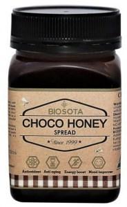 Biosota Organics Choco Honey Spread 500g NOV21
