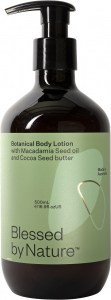 Blessed By Nature Botanical Body Lotion 500ml