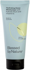 Blessed By Nature Hydrating Dewy Moisturiser 100ml