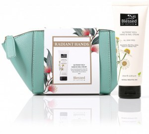 Blessed By Nature Radiant Hands + Gift Bag