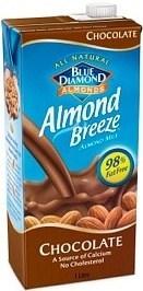 Blue Diamond Almond Breeze Chocolate 8x1L