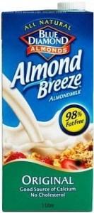 Blue Diamond Almond Breeze Original 8x1L
