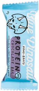 Blue Dinosaur Protein Chocolate Bars 12x60g