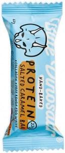 Blue Dinosaur Protein Salted Caramel Bars 12x60g