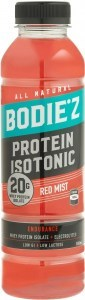 BODIE'z Protein Isotonic Endurance (20g WPI) Red Mist 500ml