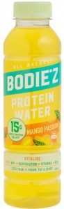 BODIE'z Protein Water Vitalise (15g WPI) Mango Passion 500ml