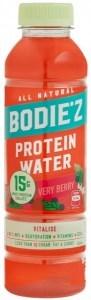 BODIE'z Protein Water Vitalise (15g WPI) Very Berry 500ml