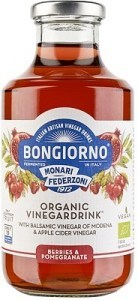 Bongiorno Berries & Pomegrante Organic Vinegar Drink G/F 500ml