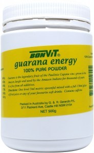 Bonvit Guarana Powder 100% 500g