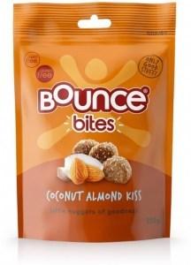 Bounce Coconut Almond Bites 120g